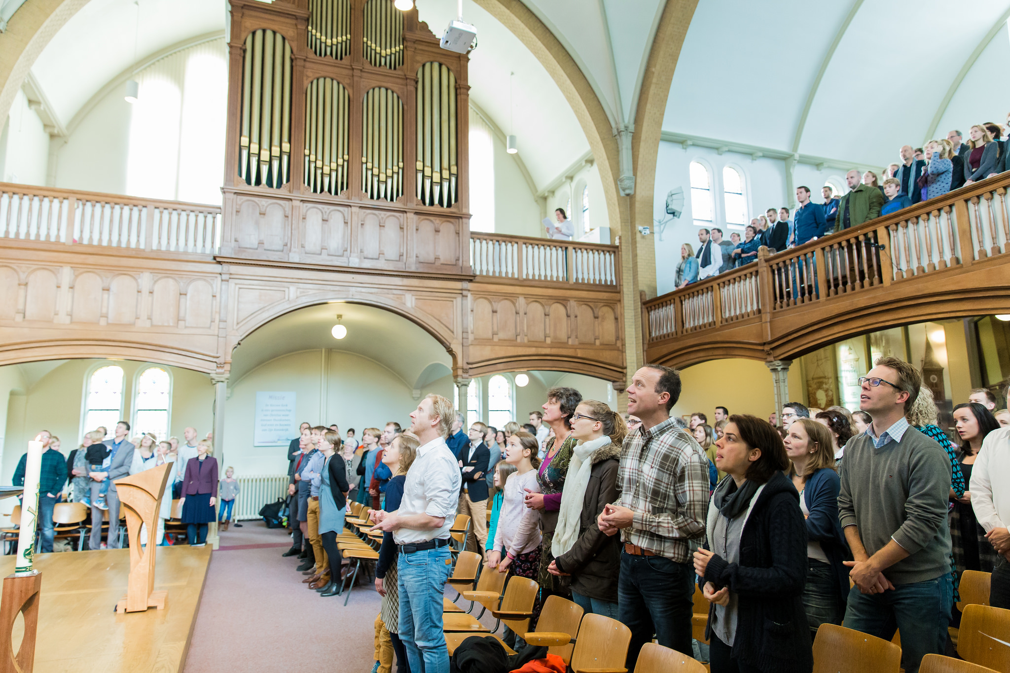 Kerkdienst 18 maart: Sterven en vrucht dragen, verliezen en behouden