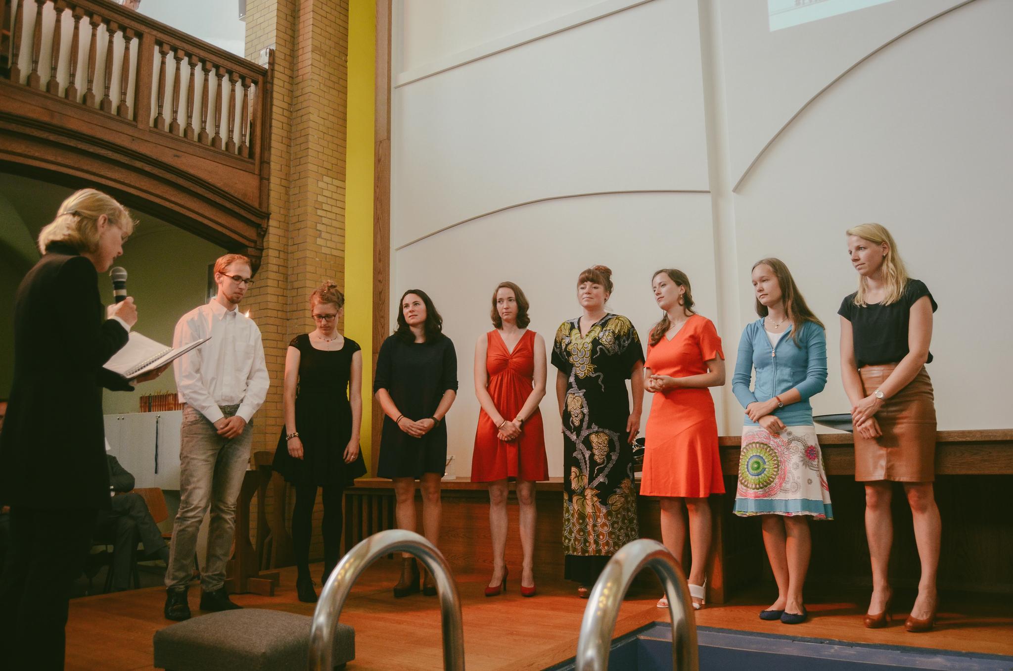 Start Belijdenis/doopvoorbereidingsgroep
