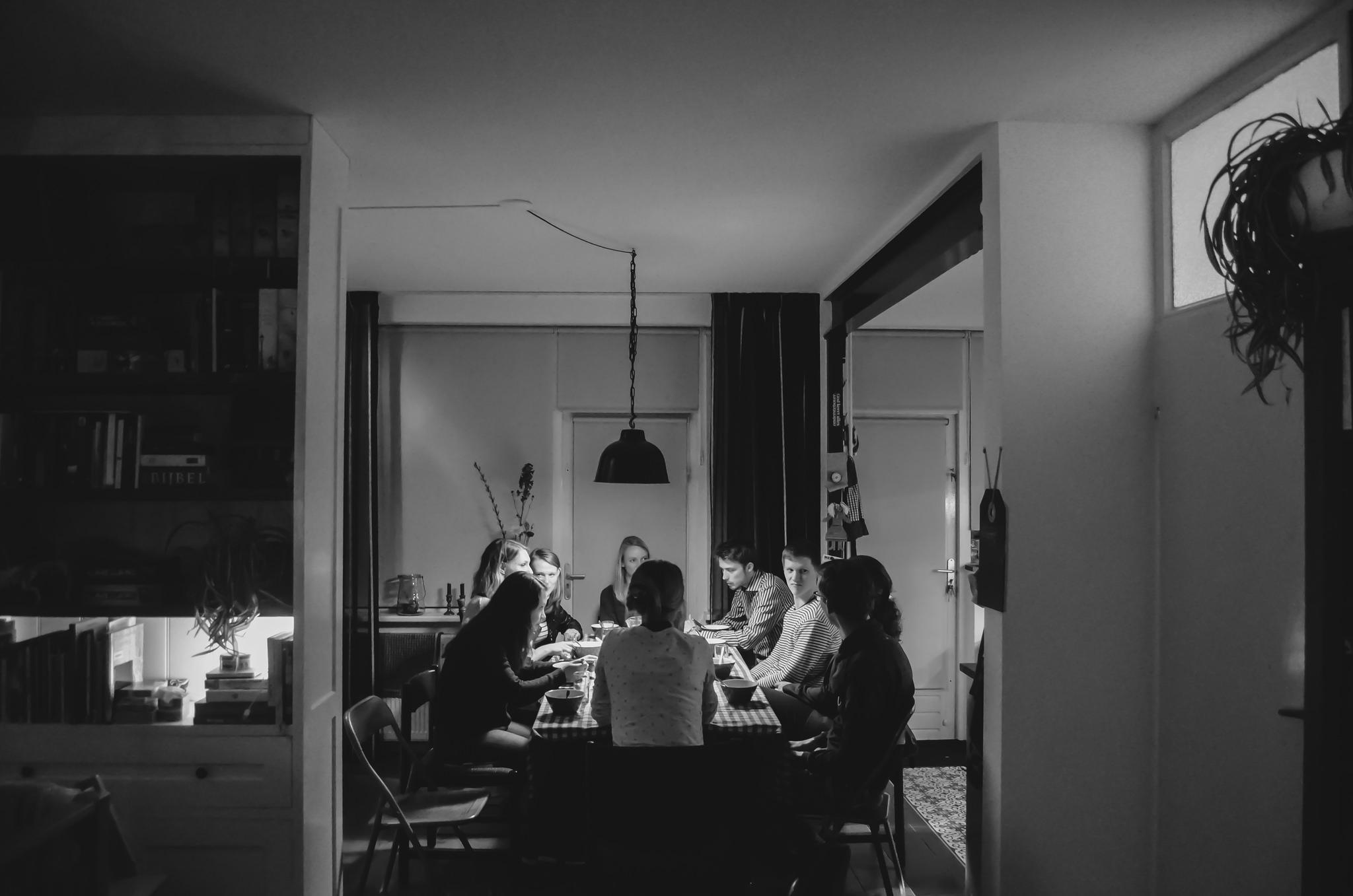 Terugblik – Toerustingsavond kringleiders van huiskringen