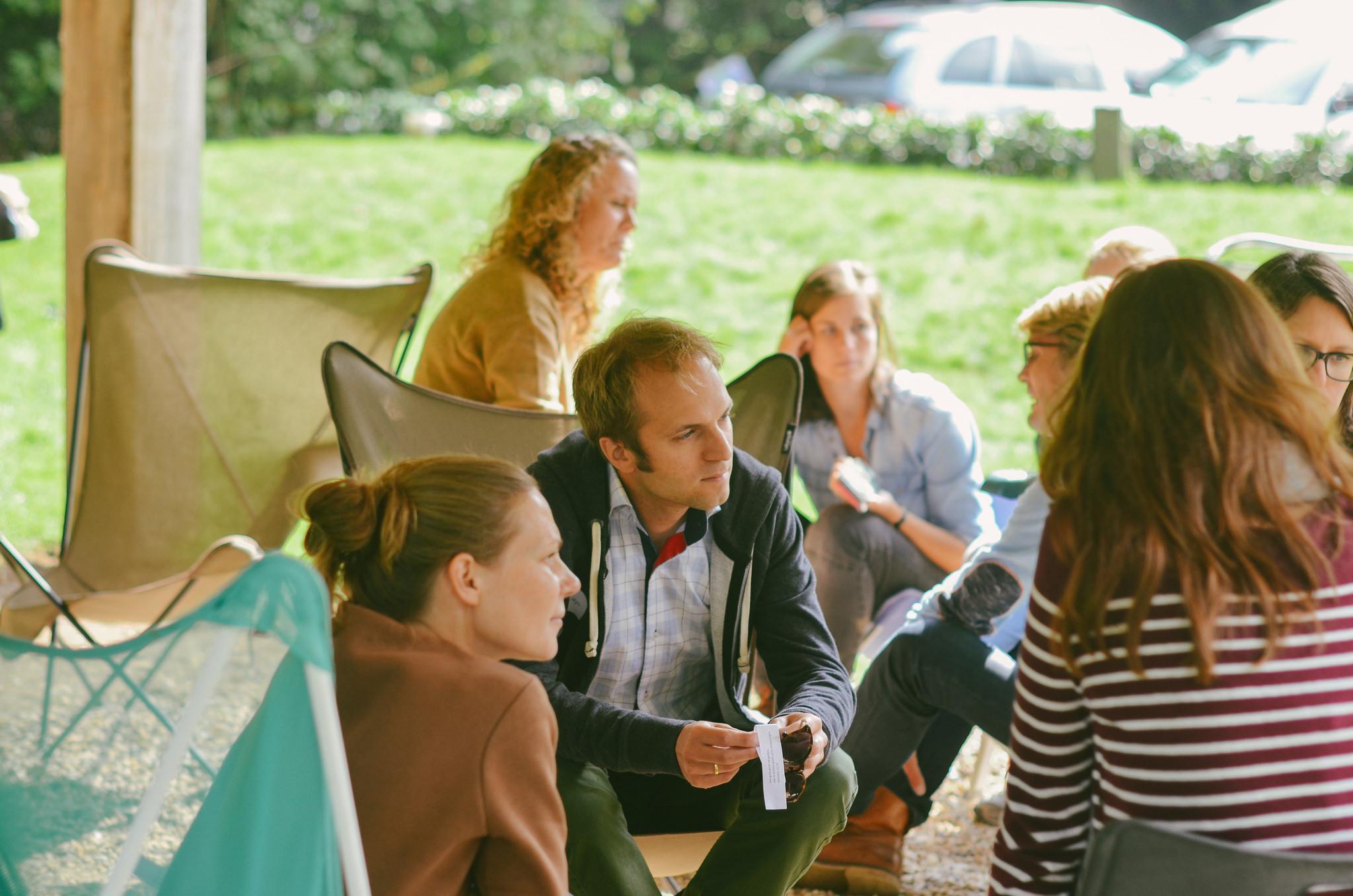 Mentoring in de Nieuwe Kerk