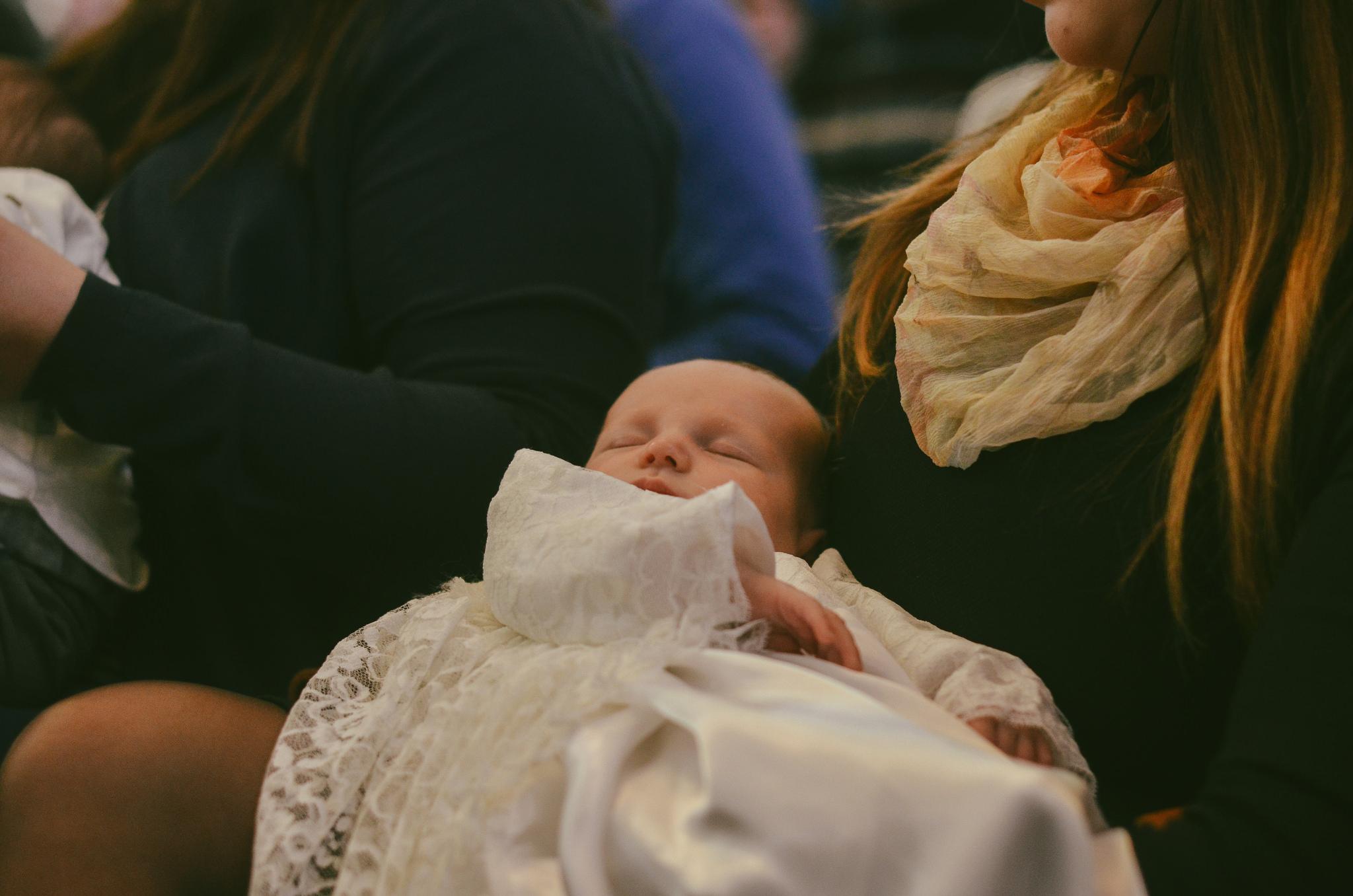 Berichten uit de gemeente – Geboorte