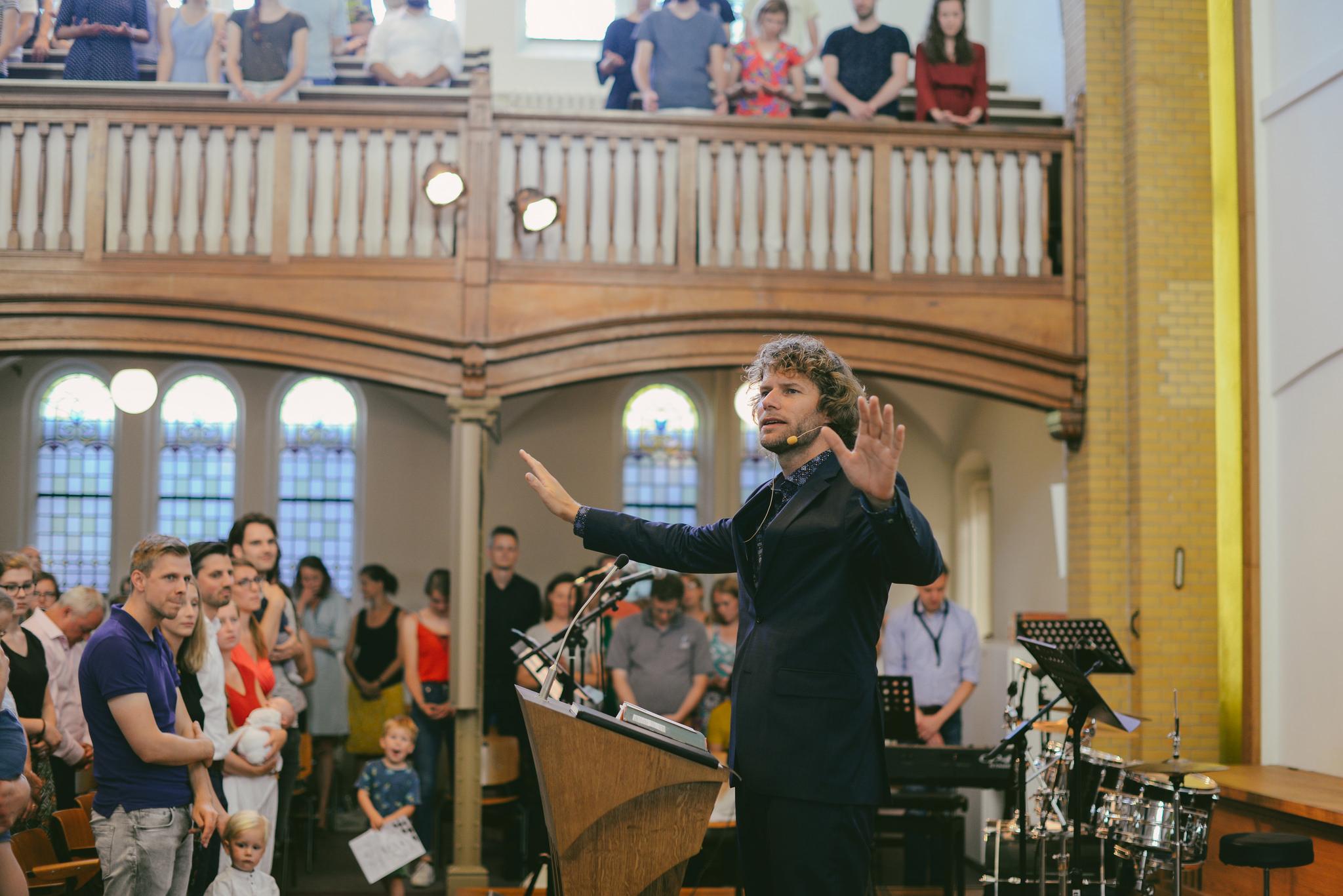 Kerkdienst | God verandert mensen