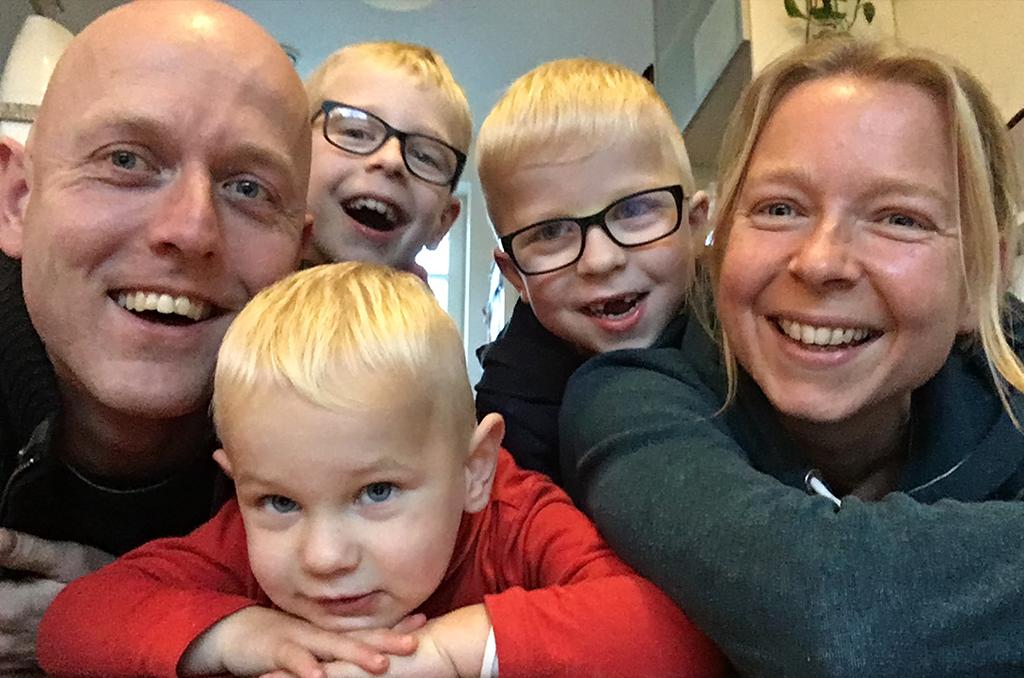 GertPaul en Ellen: in verwachting van hun uitzending naar Noorwegen