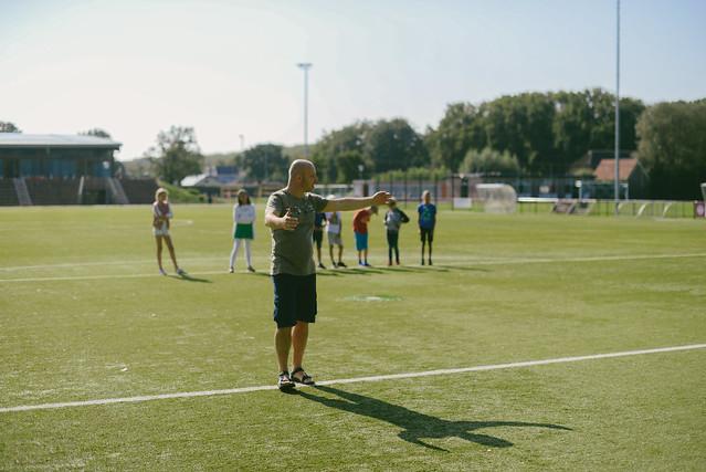 sporten groen gemeentezondag