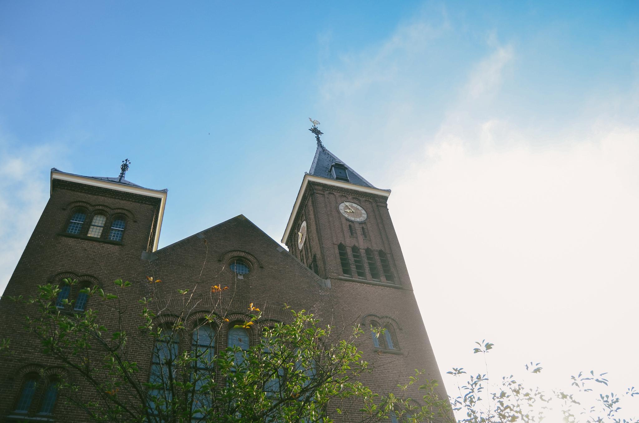 Met de Nieuwe Kerk naar The Justice Conference op 27 oktober