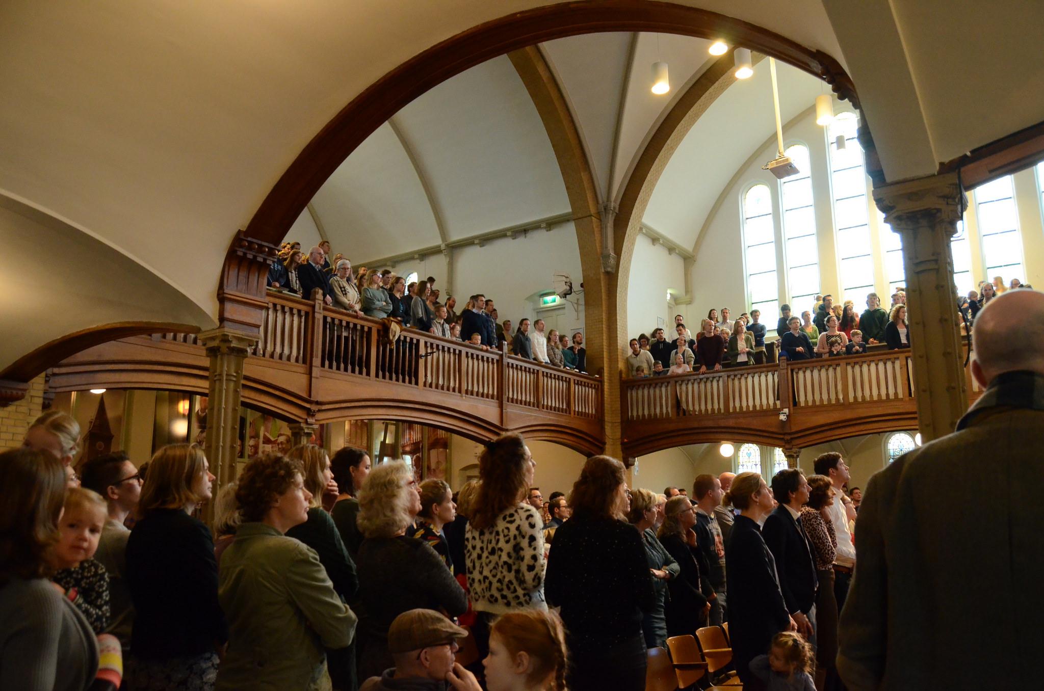 Kerkdienst zondag 17 maart