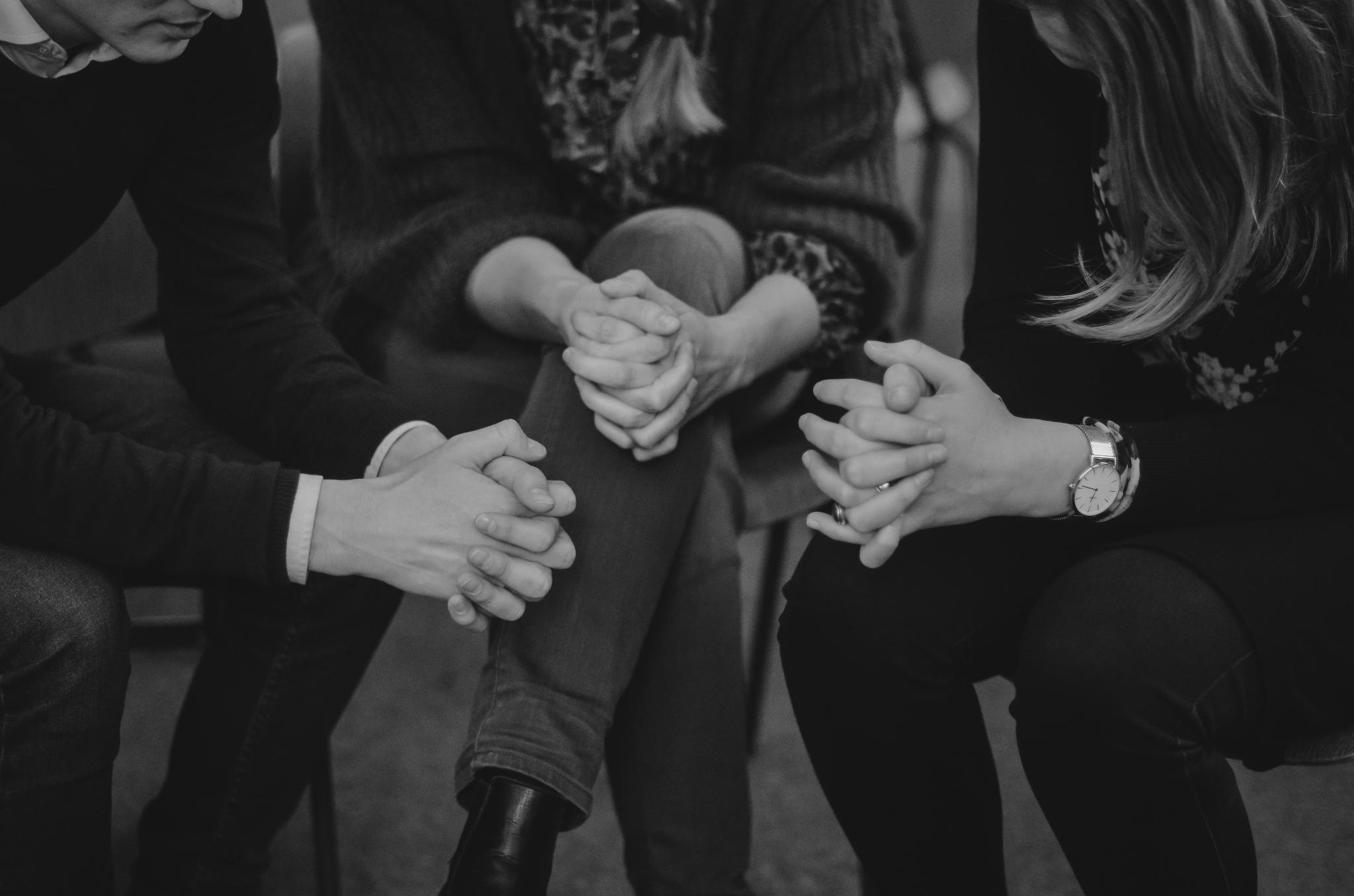 Afsluiting van het seizoen – Prayer Course-kring
