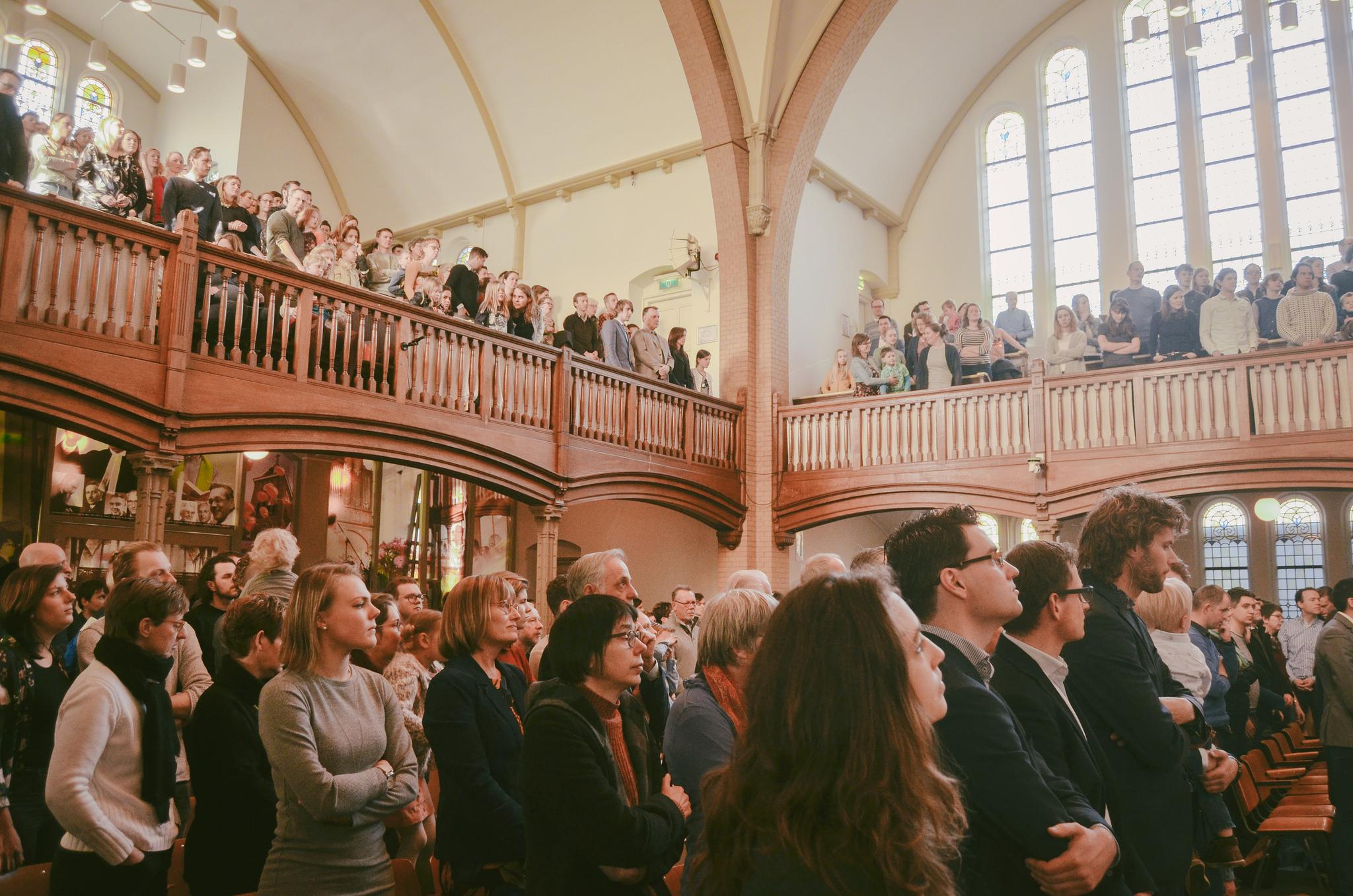 Michazondag, 14 oktober. Kinderdienst, workshops en lancering Groene Kerk!