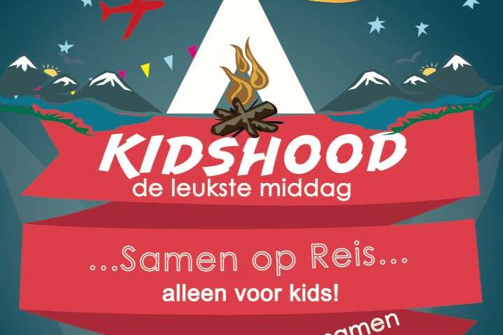 Kids aanmelden voor de Kidshood en hulp gezocht voor survivalworkshop