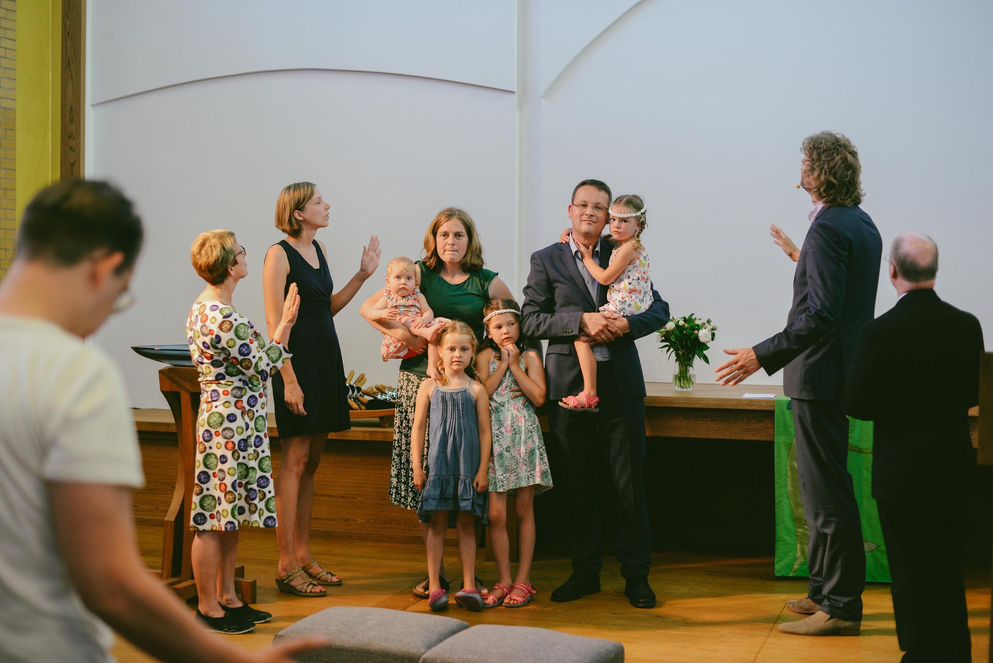 Gebedspunten familie Oudshoorn