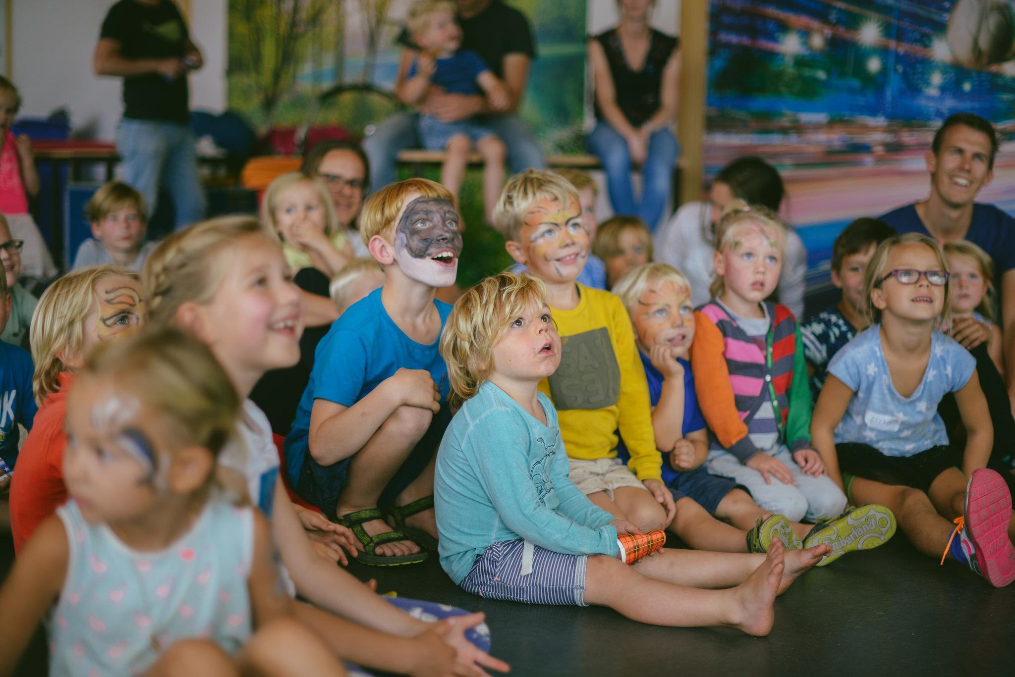 Kidshood | Zaterdag 18 mei