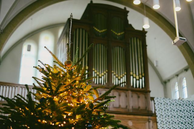 Kerstviering ouderen 19 december
