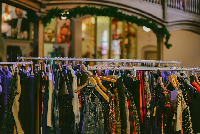 7 november | DOEL: kleding inbreng