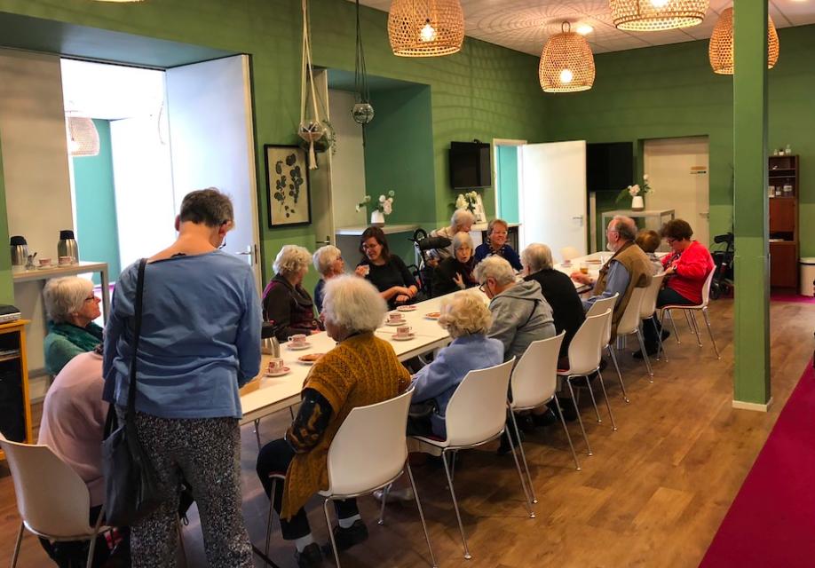 Wijkreisje rondom Nieuwe Kerk – Tuindorpkerk 18 juni 2019