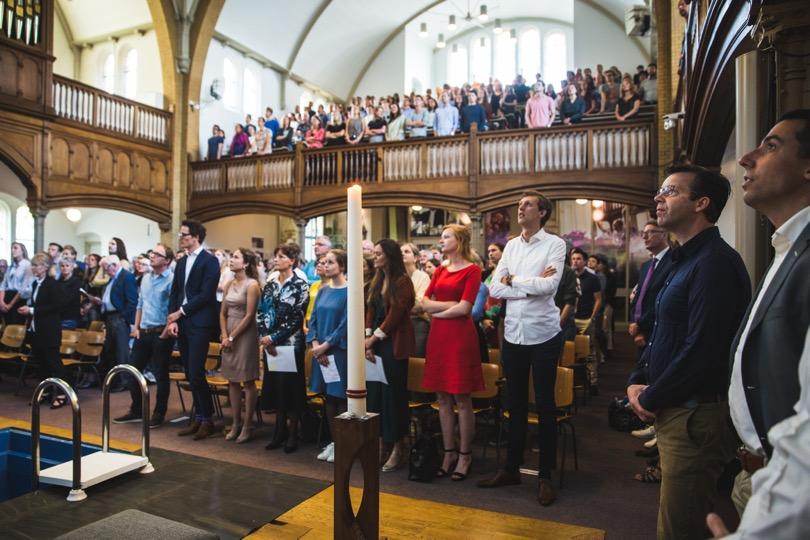 Initiatieven Café op vrijdag 28 juni over de groei van de Nieuwe Kerk!