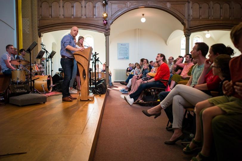 Kerkdienst zondag 11 augustus | Thema: 'Drijft handel omdat Ik kom'