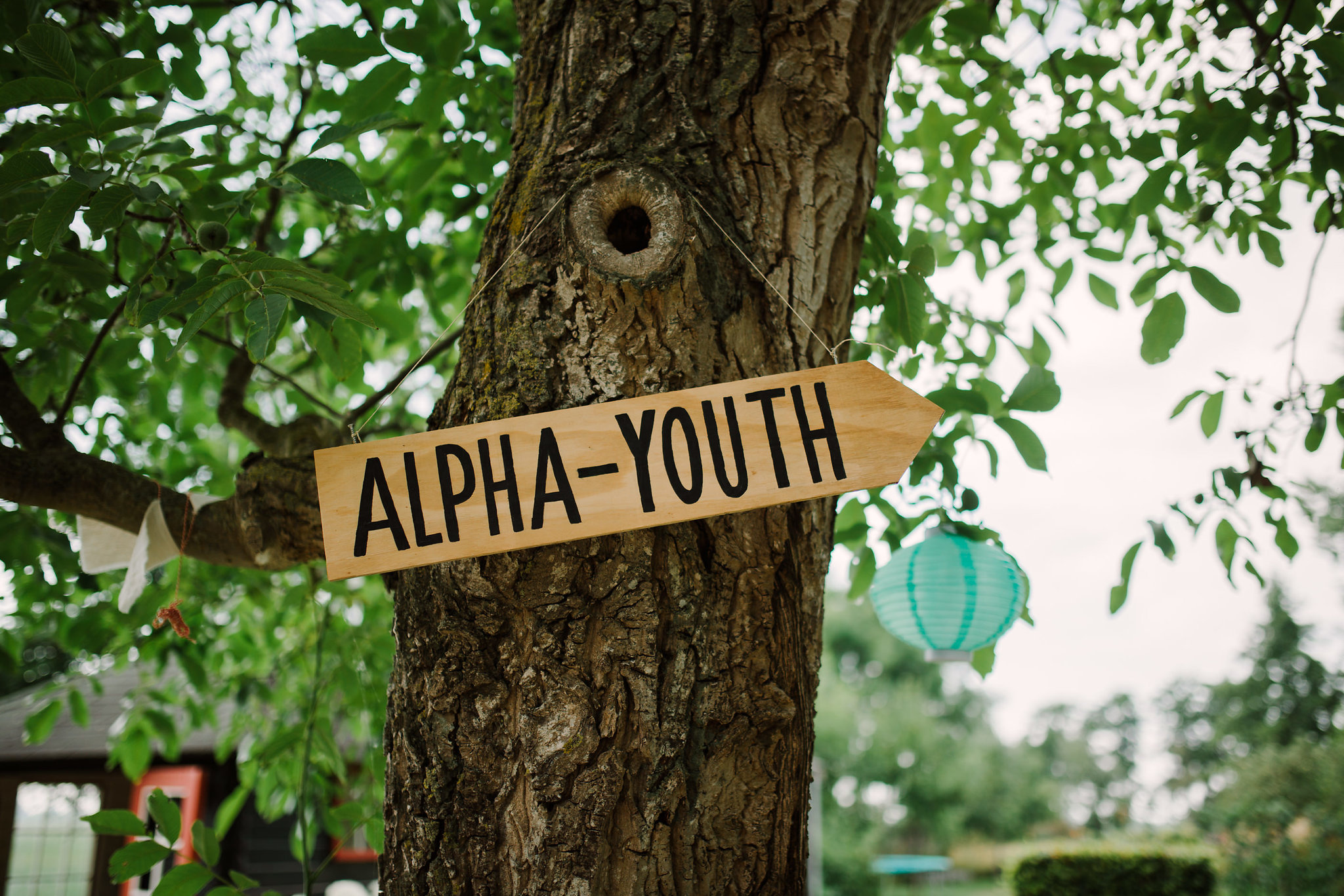 Youth Alpha cursus